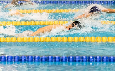 Isr swims on its way to the United States